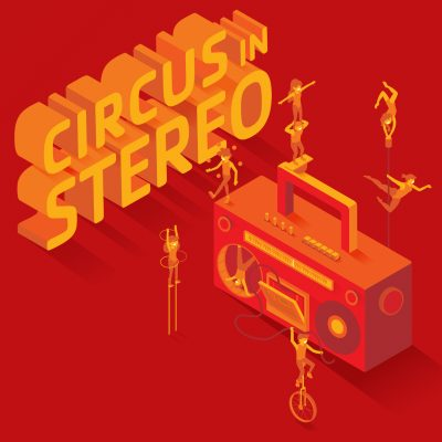 circus in stereo Square
