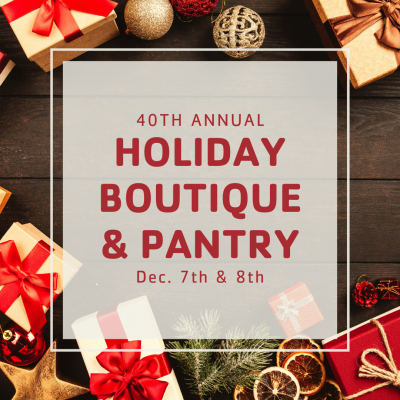 holiday boutique & pantry