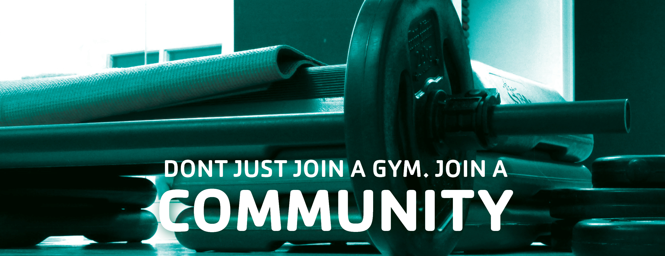 Redlands Y fitness gym room. Don't just join a gym. Join a community.
