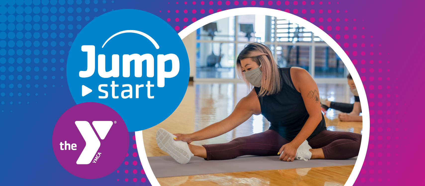 Jump start your fitness journey and get in the gym